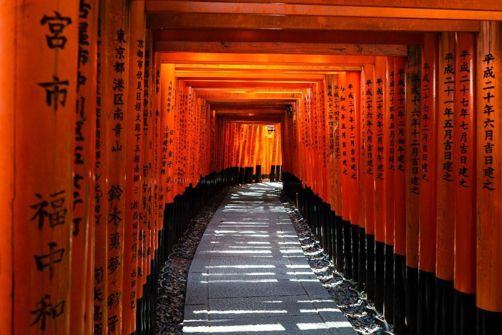 Japan-temple-Kyoto